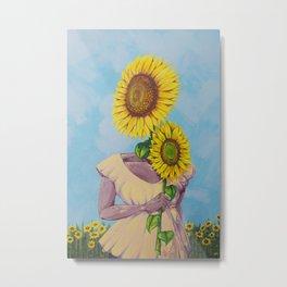 She's A Ray Of Sunshine Metal Print