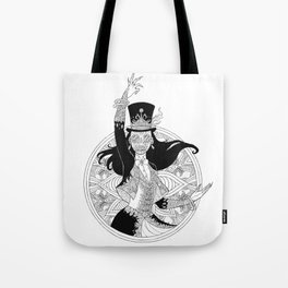 The Ringmaster Tote Bag