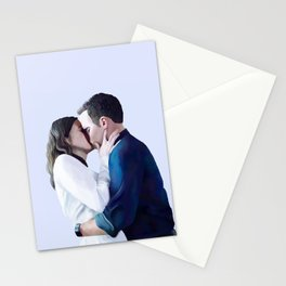 FitzSimmons Kiss Stationery Cards