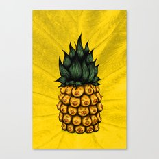 Pinipple Canvas Print