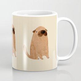 Brown Doggy Coffee Mug