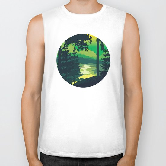 My Nature Collection No. 2 Biker Tank