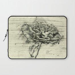 """Italian Courtyard Rose"" Laptop Sleeve"
