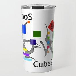 Seracusso - DinoS & CubeS Travel Mug