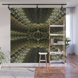 Tripping through the Woods Wall Mural
