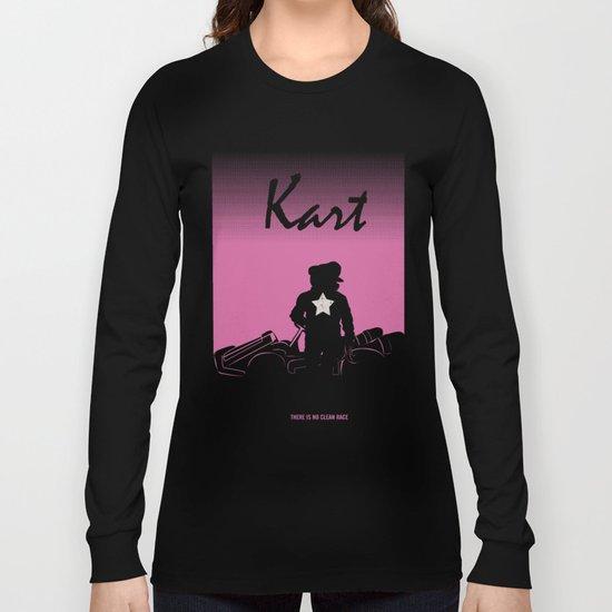 Kart Long Sleeve T-shirt