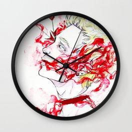 Bliss. Wall Clock