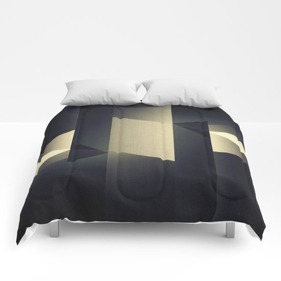 Abstract #110 Comforters