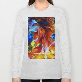 Colorful Titan Long Sleeve T-shirt