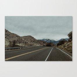 high sierra rambler Canvas Print