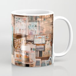 Collectibles Shop in Gent Coffee Mug