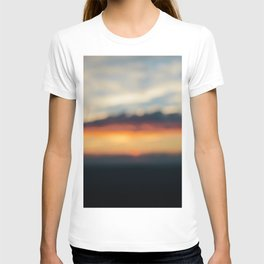 Sunset in Abstract II T-shirt