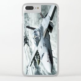 Ghost Rider this is Mustang... vector 090 for Boggie Clear iPhone Case