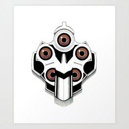 Bang Bang Art Print