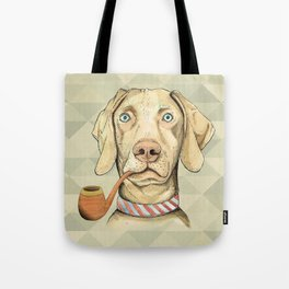 My little dog Tote Bag