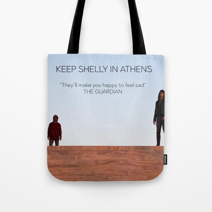 Keep Shelly in Athens Tote Bag