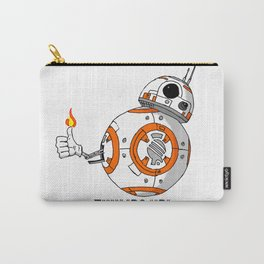 BB8 Thumbs up! Carry-All Pouch
