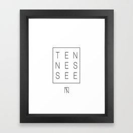 Volunteer Framed Art Print