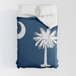 Flag of South Carolina Comforters