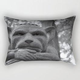 That Feeling Just Won't o Away Rectangular Pillow