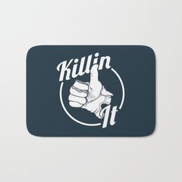 Killin It! Bath Mat