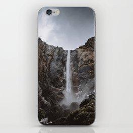 Bridalveil Fall Yosemite iPhone Skin