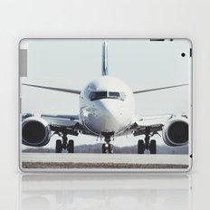 Taxiing to the Gate Laptop & iPad Skin