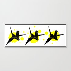 Fly or die 1.3 Canvas Print