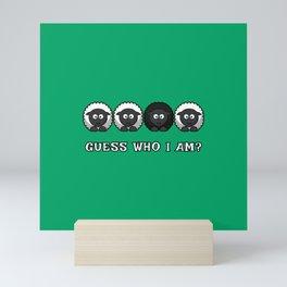 sheep Mini Art Print