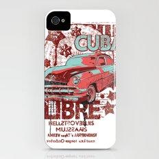 Cuba Libre iPhone (4, 4s) Slim Case