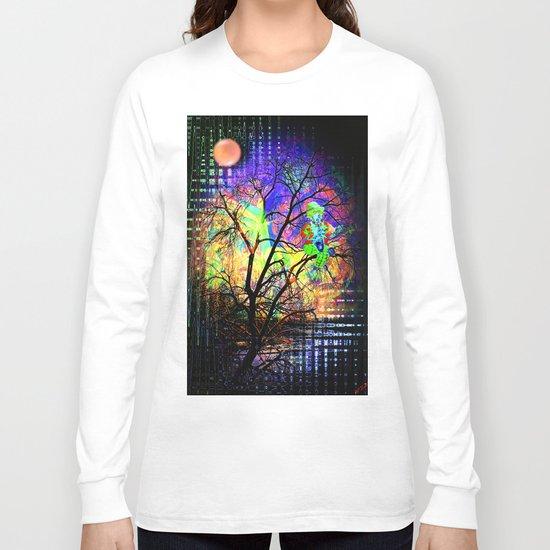 Funny World Clown Long Sleeve T-shirt