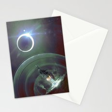 Anonymous porta Stationery Cards