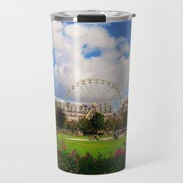 Garden of Tuileries Travel Mug