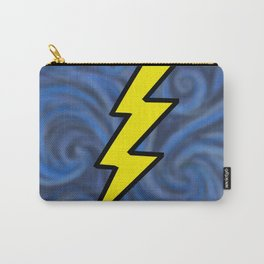 Lightning Swirl Carry-All Pouch