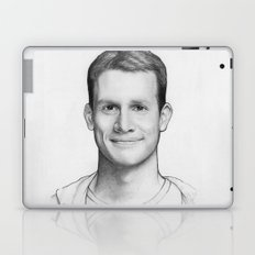 Daniel Tosh Portrait Laptop & iPad Skin