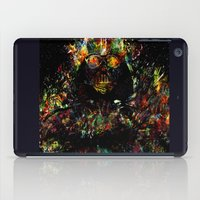 vader iPad Cases featuring Vader by ururuty