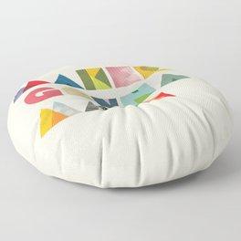 Makers Gonna Make Floor Pillow