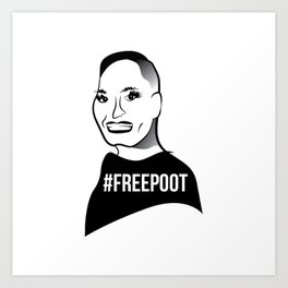 Free Poot Art Print