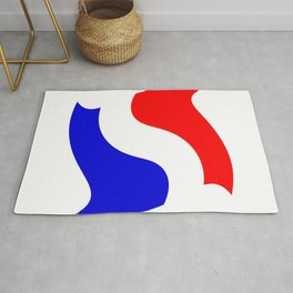Flag of France 17- France, Français,française, French,romantic,love,gastronomy Rug