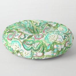 Ripdtide_forest Floor Pillow