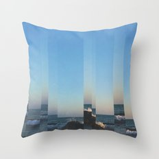 Fractions A05 Throw Pillow