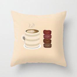 Nyam Throw Pillow