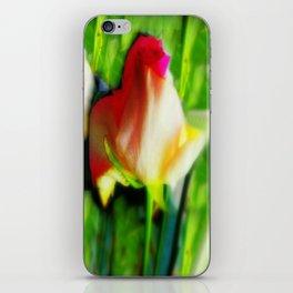 Blooming Rose iPhone Skin