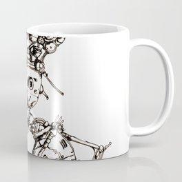 Roller bot Coffee Mug