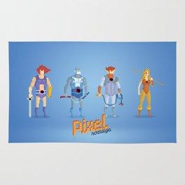 Thundercats - Pixel Nostalgia  Rug