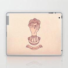 mamzelle tourmentée Laptop & iPad Skin