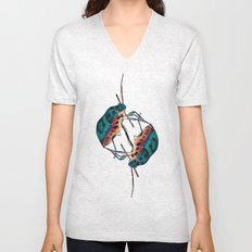 insects:love 01 Unisex V-Neck