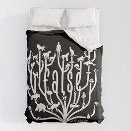 Not My Family Tree Comforters
