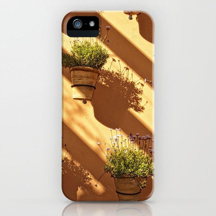 Shadows & light - Marrakech wall iPhone Case