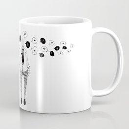 Little Talks Coffee Mug